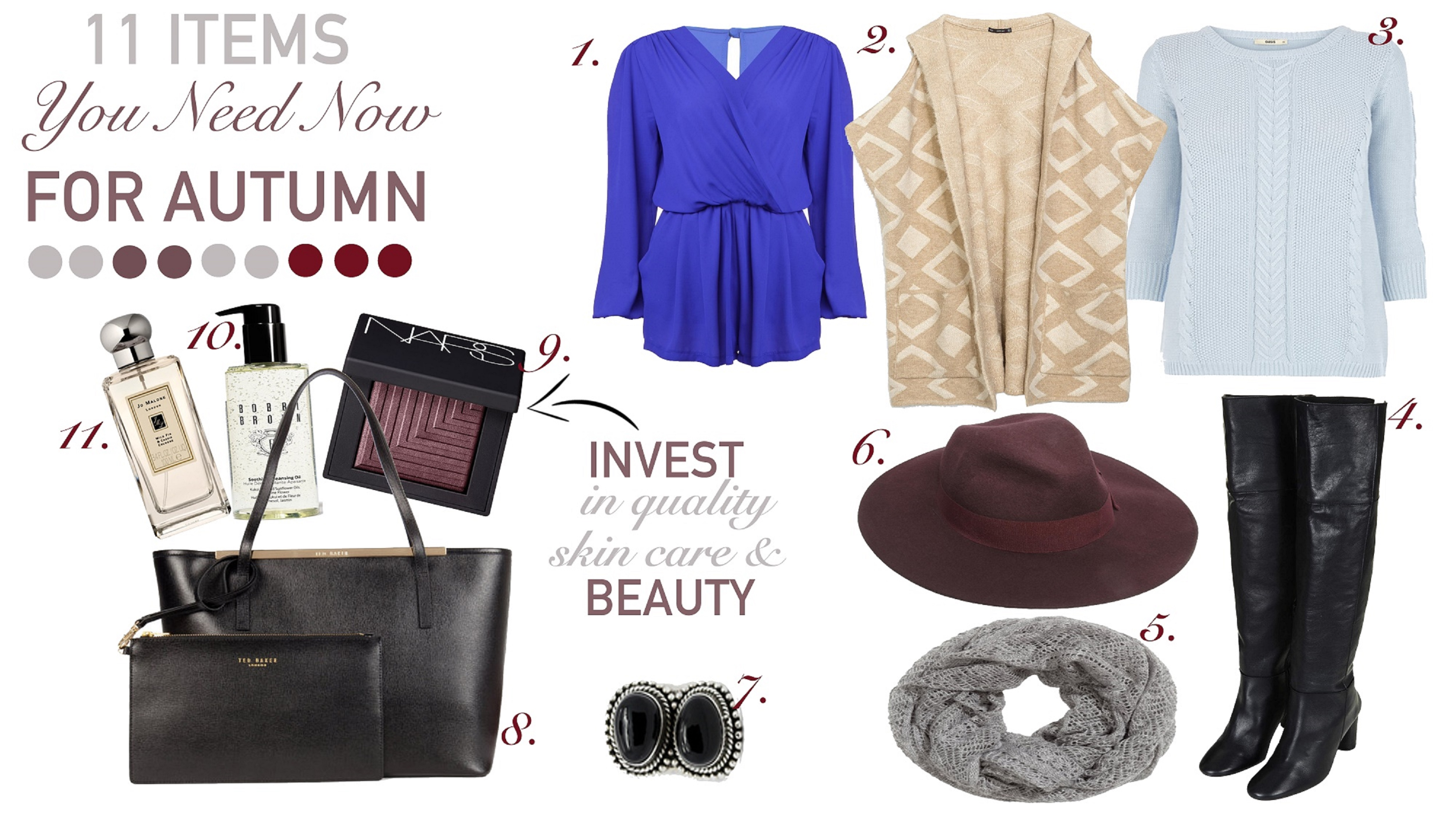 11 fall items you need now 3