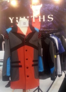 Yuuths collection at Pure London Fashion