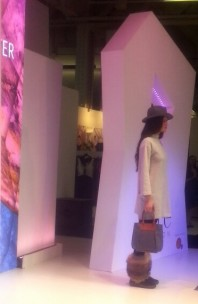 Glamorous AW16 collection at the Pure London fashion