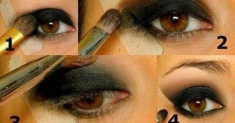 use-scotch-tape-to-shape-the-eye-shadow-470x246